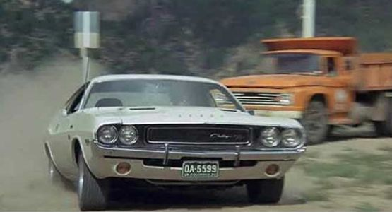Coche de Vanishing Point: El Dodge Challenger R/T 440 de 1970