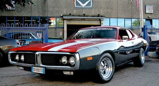 Proyecto Muscle Car: 1972 Dodge Charger Rallye